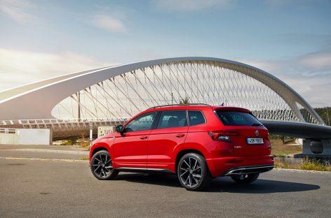 Выгодные предложения для клиентов Škoda