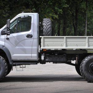 Представлен грузовой внедорожник Садко-Next