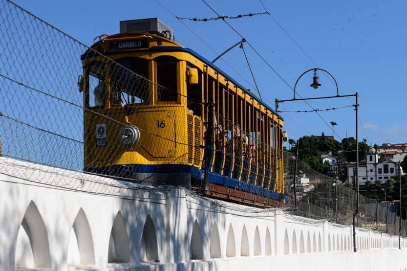Самый старый трамвай