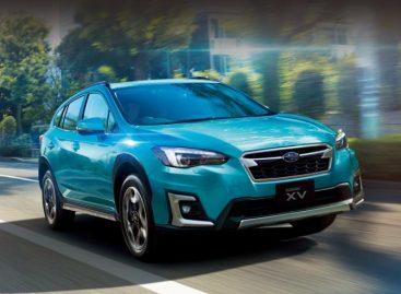 Рассекречен запас хода нового Subaru Crosstrek Hybrid