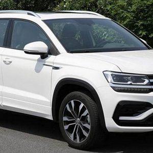 Представлен Volkswagen Tharu с пакетом R-Line