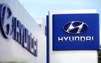 Hyundai завод лого