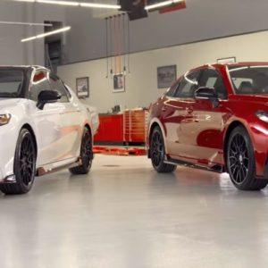 Toyota представит TRD-версии седанов Camry и Avalon на автосалоне в Лос-Анджелесе