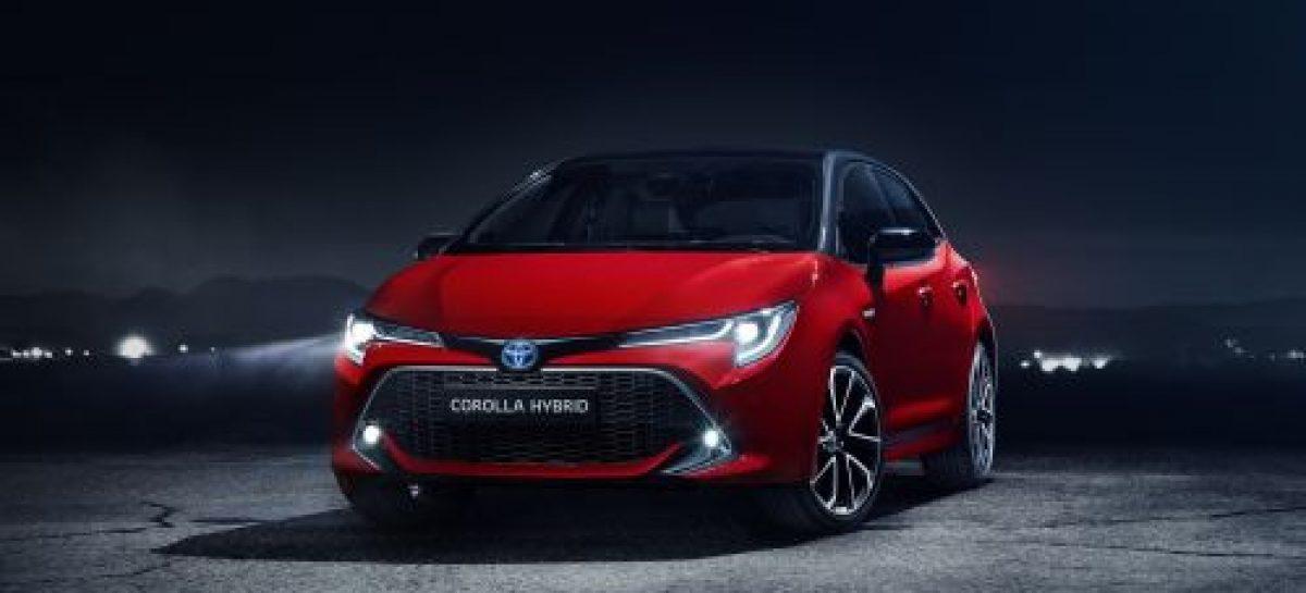 Новую Toyota Corolla представят на автосалоне в Гуанчжоу