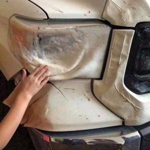 Спасал жизни ценою автомобиля
