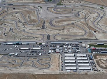 Geely купила гоночную трассу в США