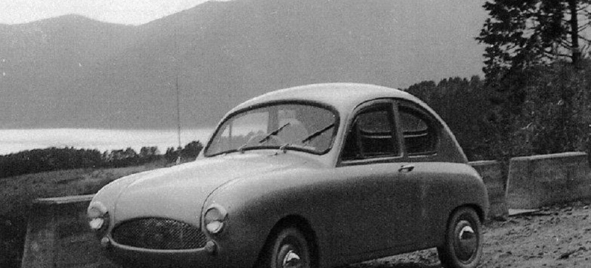 1957 год – Yanase YX360