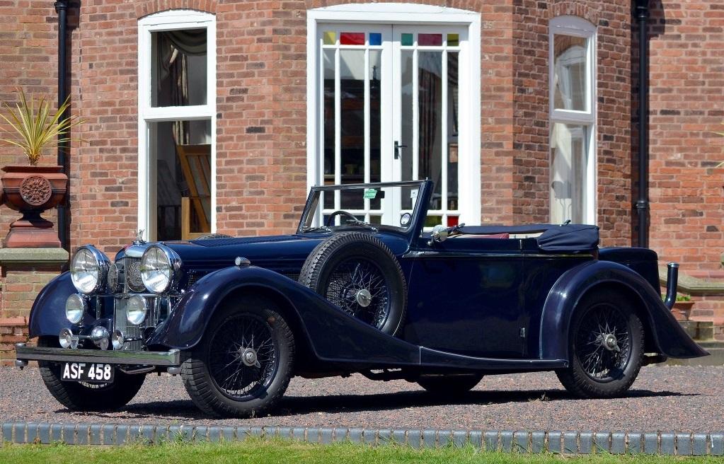 Alvis Speed 25 1936-1940