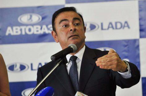 Карлоса Гона подозревают в присвоении более 3 млн долларов из фонда Renault