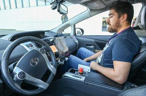 Беспилотники получат специальный знак Автономное вождение