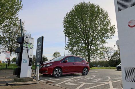 В Австрии повысят скоростной лимит для электромобилей
