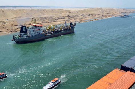 Россия, Индия и Иран обсудят строительство альтернативы Суэцкого канала