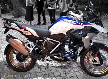 Мишлен представляет новые мотоциклетные шины Anakee Adventure на Международном Мотосалоне в Милане