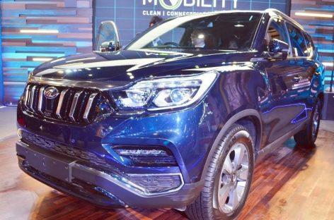 Старт продаж SsangYong Rexton 2019 под названием Mahindra Alturas