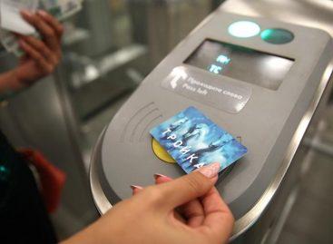 Реформа билетной системы метрополитена займет около двух с половиной лет
