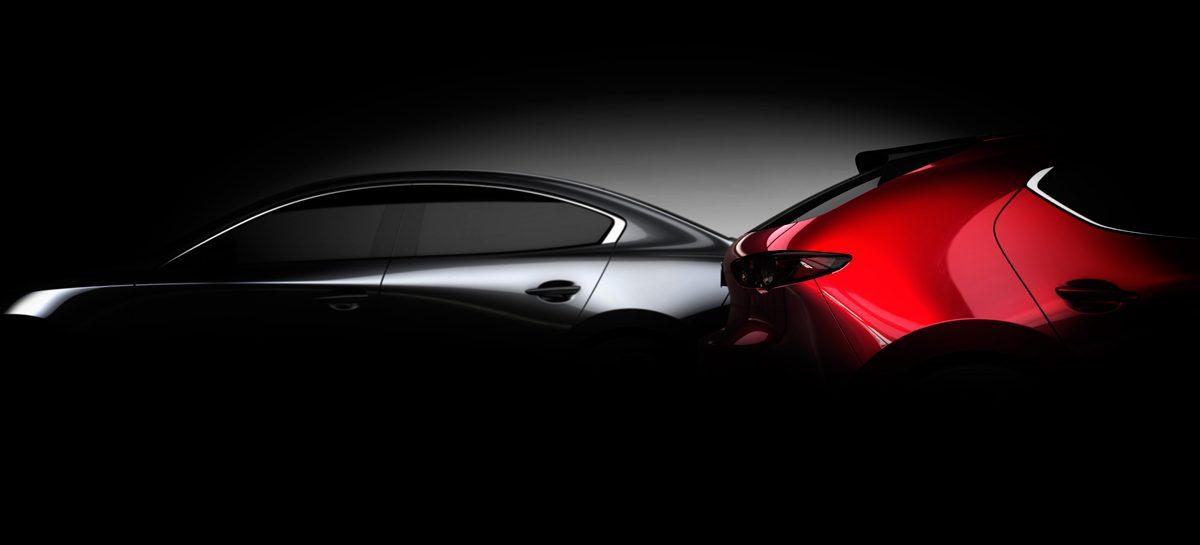 Новую Mazda3 представят на автосалоне в Лос-Анджелесе