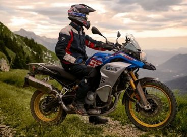 F 850 GS Adventure пополнит линейку премиальных эндуро BMW Motorrad
