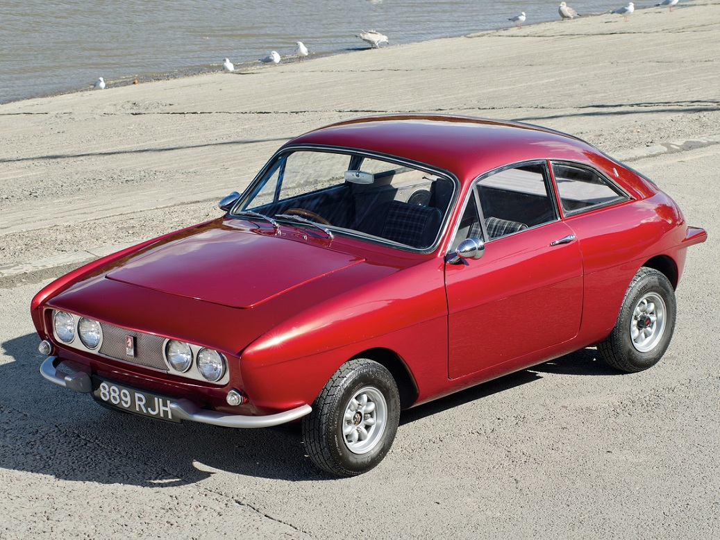 Ogle sx1000 1959-62