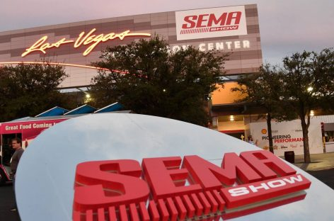 Стартовала выставка SEMA 2018 в Лас-Вегасе