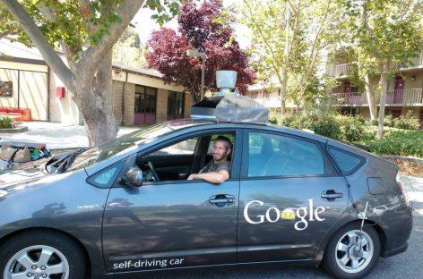 Google запускает собственное беспилотное такси