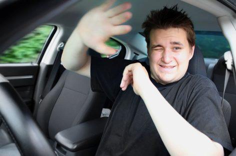 Российских водителей спросили отом, чего они боятся за рулем