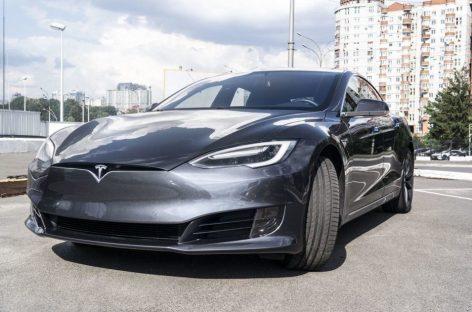 Нулевой акциз и НДС на электромобили в Украине продлен на четыре года