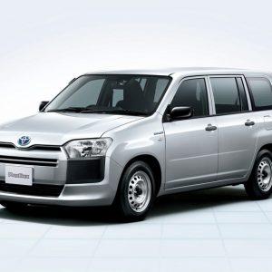 Универсал Toyota Probox стал гибридом