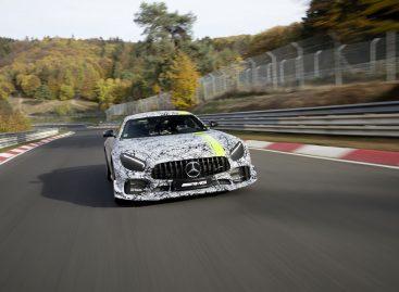 Mercedes-Benz AMG GT R Pro представят на автошоу в Лос-Анджелесе