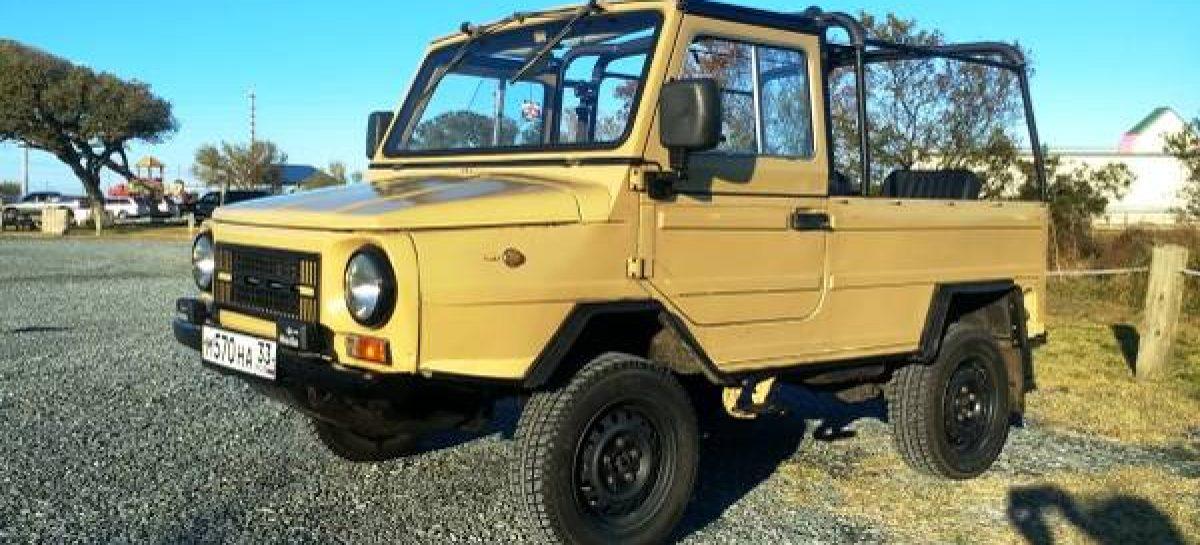 ЛуАЗ 969М из Северной Каролины