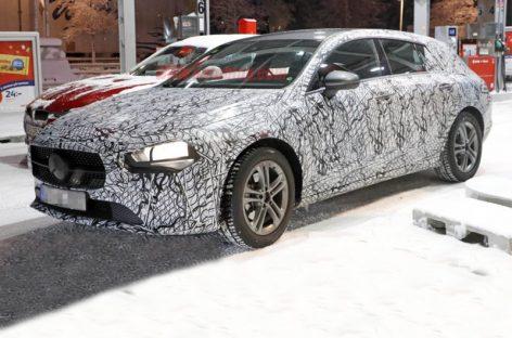 Mercedes CLA Shooting Brake появится позже на два месяца чем CLA