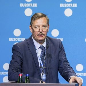 В Эстонии введут специальный налог на автомобильные пробки