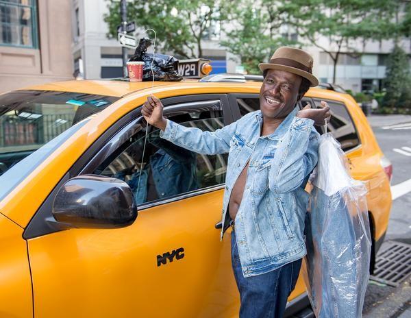 Календарь нью-йоркского такси