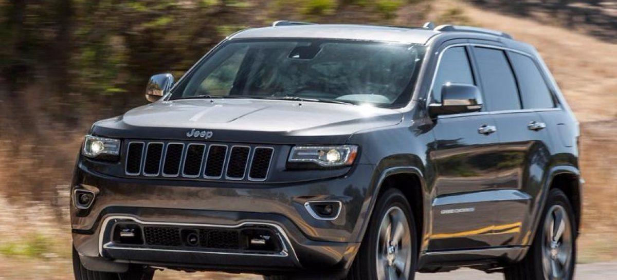 Продажи Jeep в России увеличились на 53%