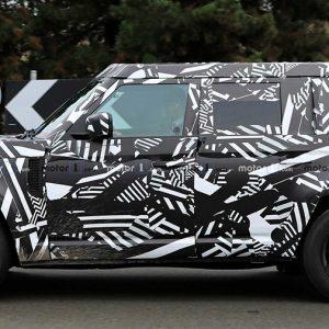 Анонсирован новый Land Rover Defender