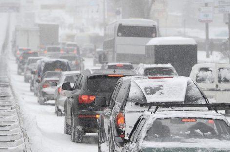 Автомобилисты должны пересесть на общественный транспорт