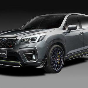 Анонсирована премьера концептов Subaru Forester STI и Impreza STI
