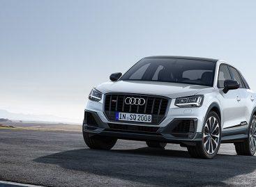 Раскрыты детали о Audi SQ2