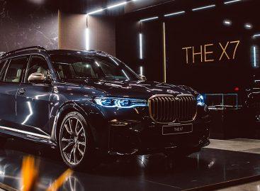Старт продаж BMW X7 в марте 2019 года
