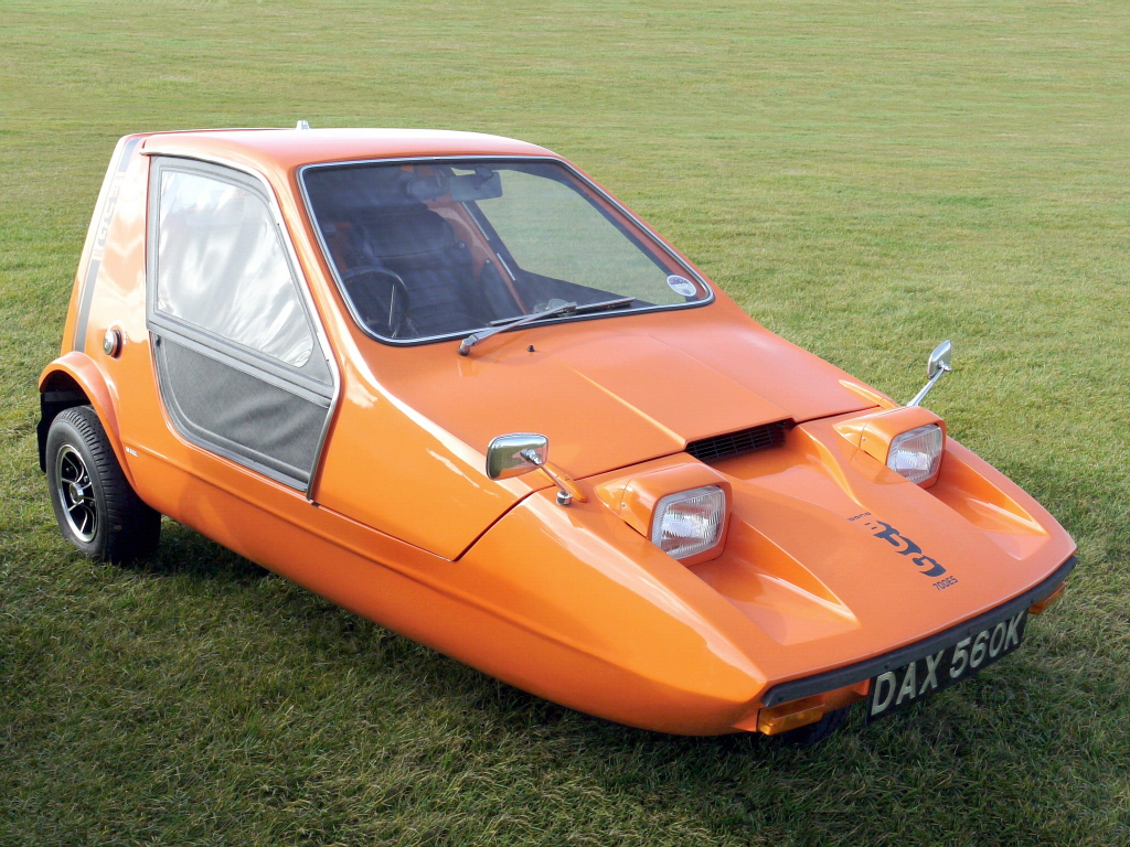 Bond Bug 700ES 1970–74