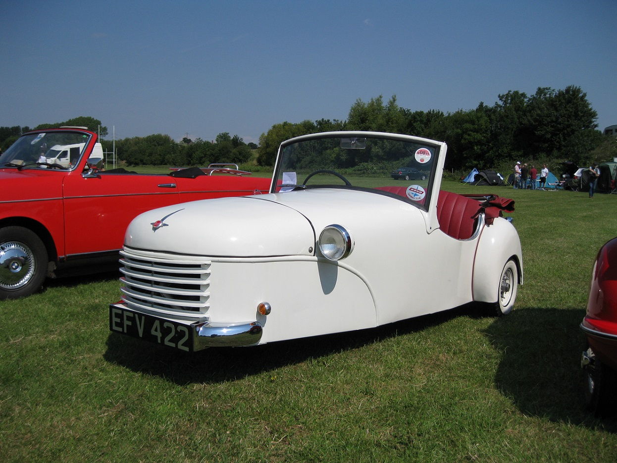 Bond Minicar Mark A 1949-51