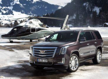 Купи Cadillac Escalade – получи XT5 в подарок – акция от GM