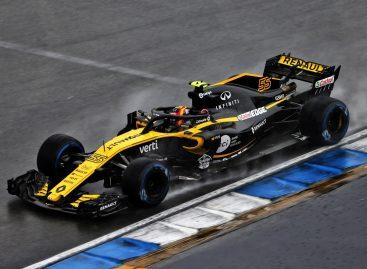 Renault Sport F1 Team успешно завершила сезон-2018 при поддержке Castrol