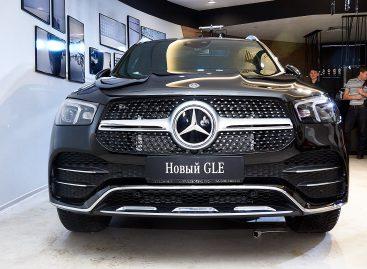 Названа стоимость нового Mercedes-Benz GLE 400 d