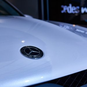 Mercedes-AMG GT 4-Door Coupe и GLE 300 d 4MATIC покажут на выставке Mercedes-Benz Fashion Week Russia