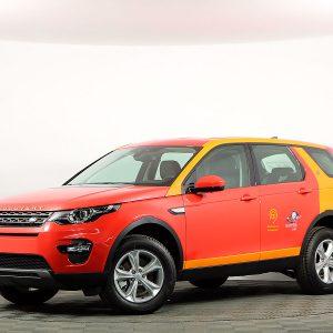 Пользователям каршеринга МатрёшCar стал доступен для заказа Land Rover Discovery Sport