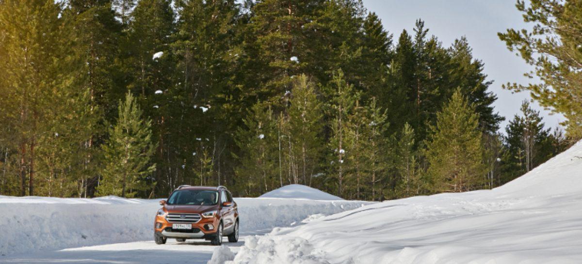 Предновогодний опрос Ford выявил причины повышенного стресса водителей