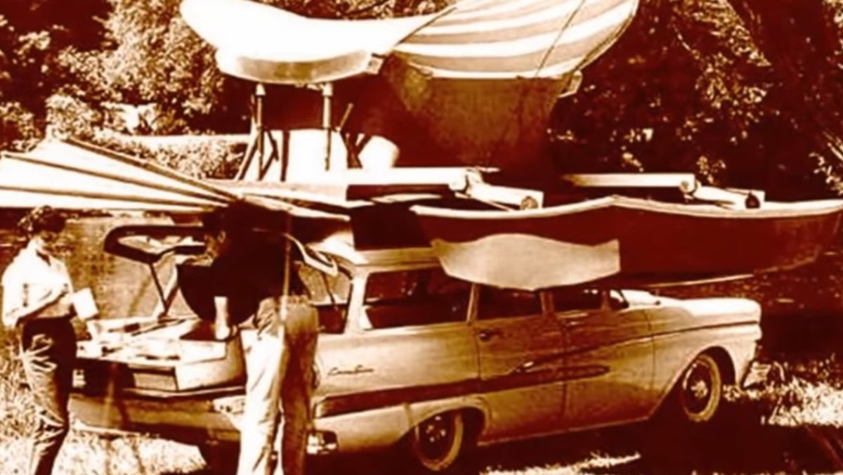 Ford Station Wagon 1959 г 1