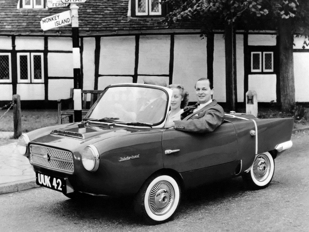Frisky Sport 1958