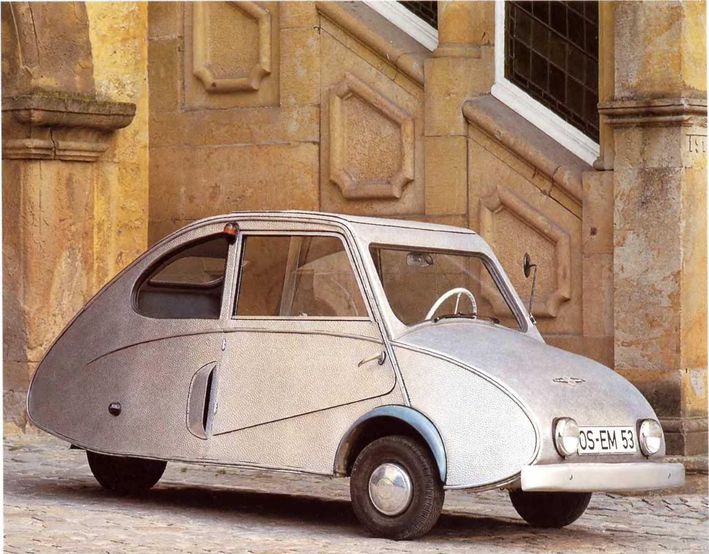 Fuldamobil N-2