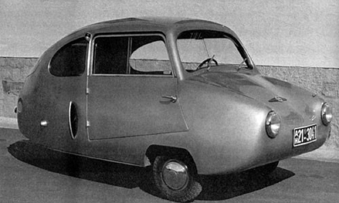 Fuldamobil S-1